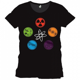 The Big Bang Theory - Geek Symbols