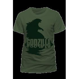 Godzilla Silhouette