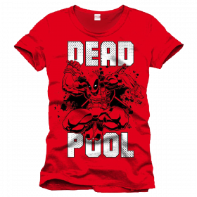 Deadpool - Jump