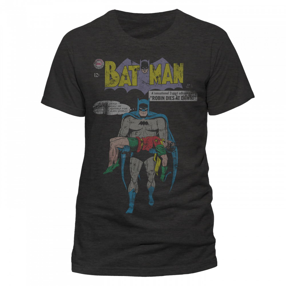 Batman - Robin Dies