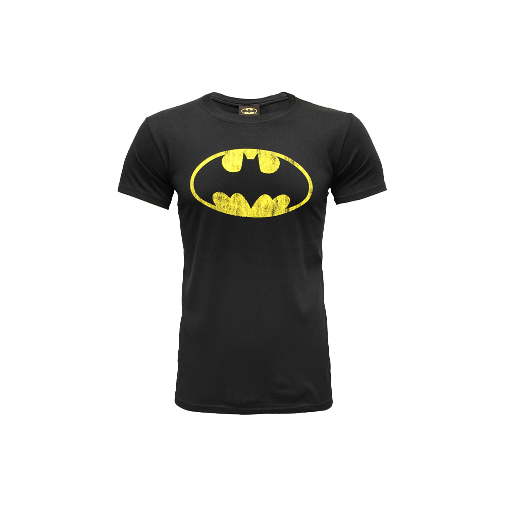 Batman Distressed Logo