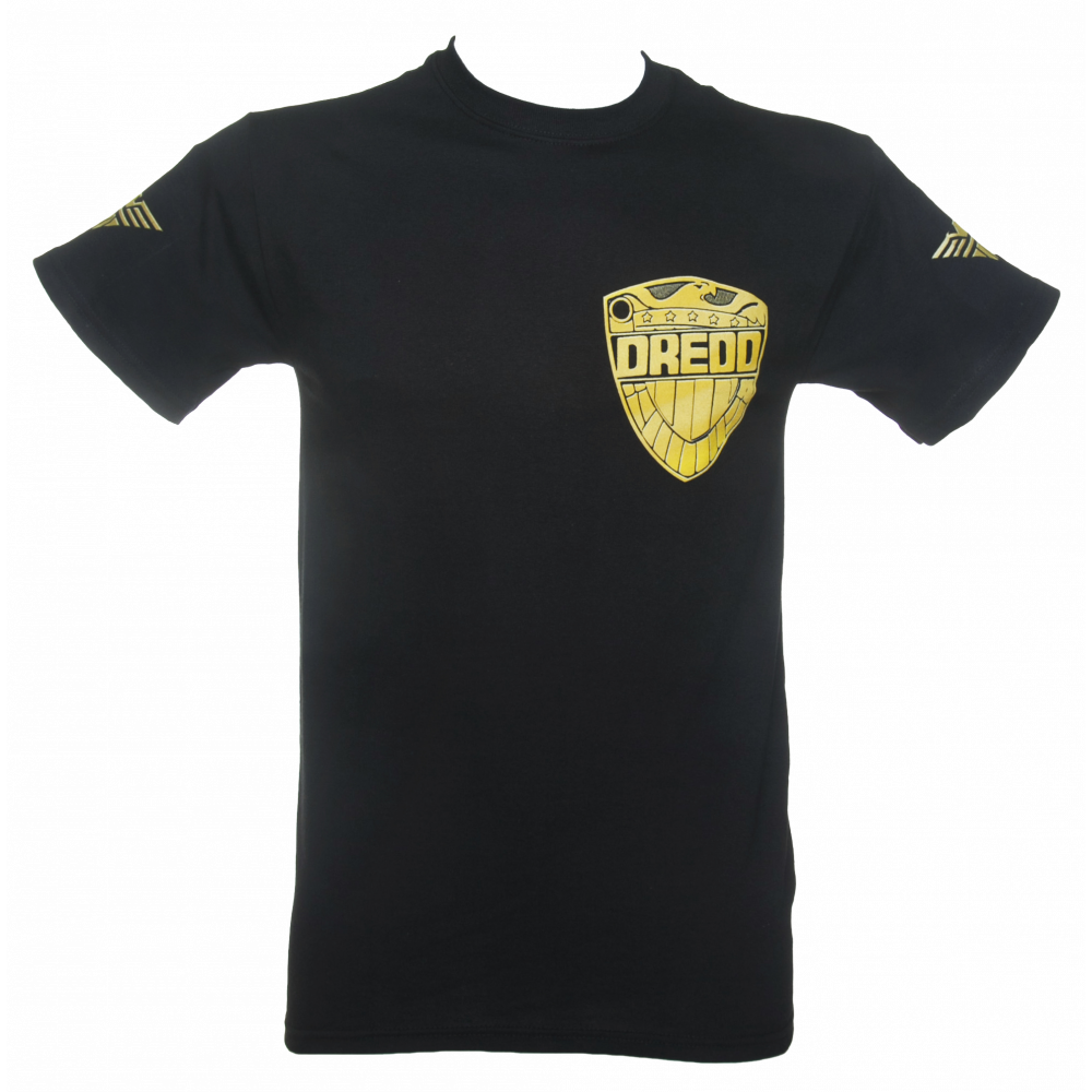 Judge Dredd Uniform