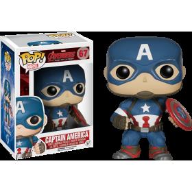 Funko Pop: Age of Ultron - Captain America