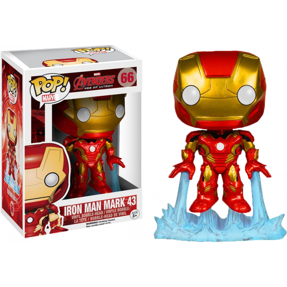Funko Pop: Age of Ultron - Iron Man Mark 43