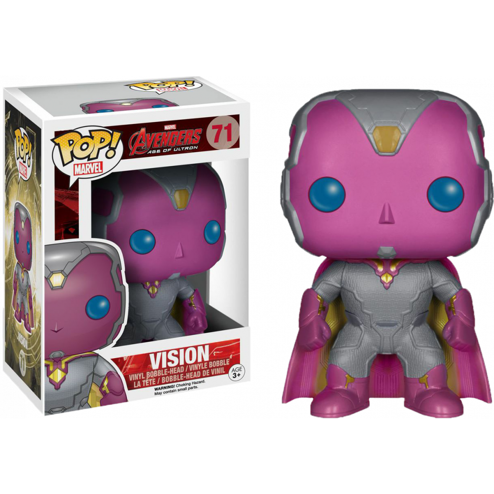 Funko Pop: Age of Ultron - Vision