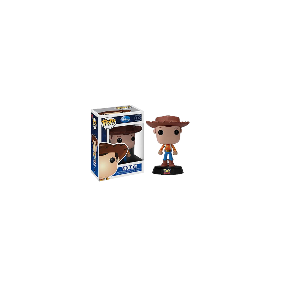 Funko Pop: Toy Story - Woody