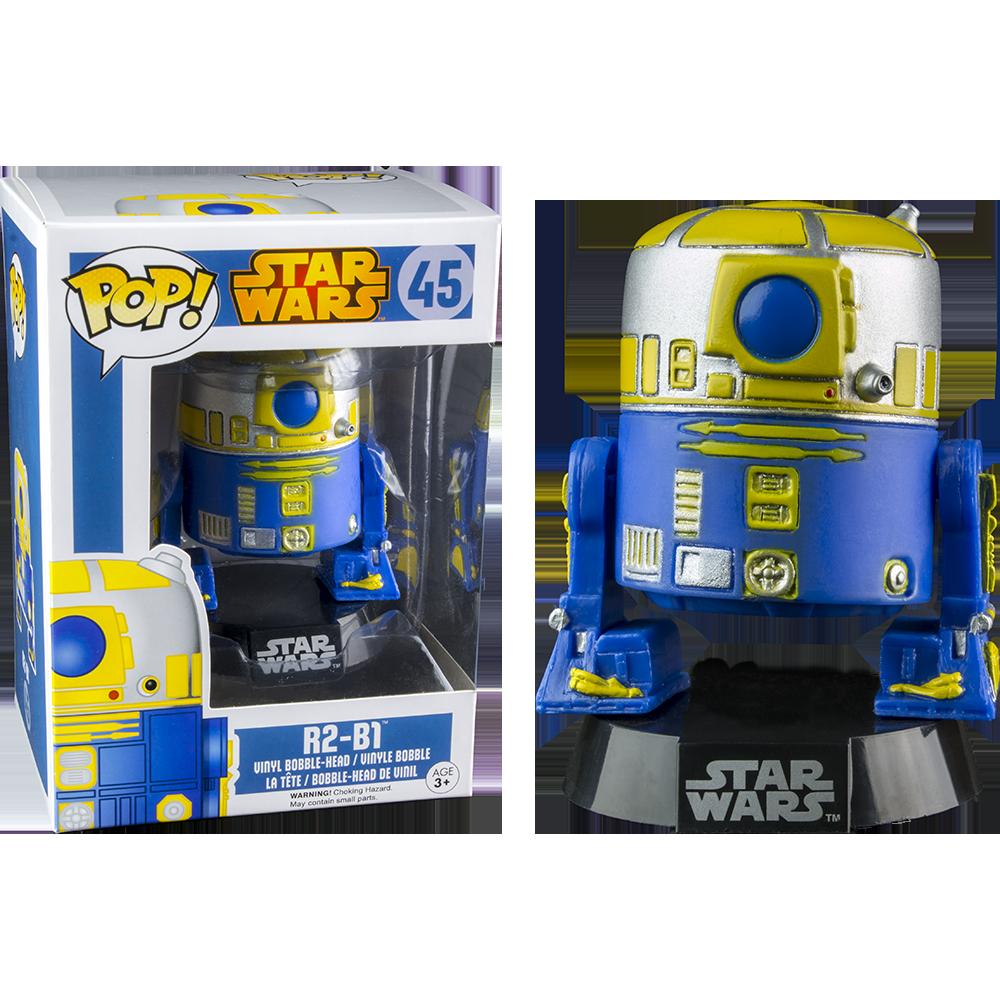Funko Pop: Star Wars - R2-D2