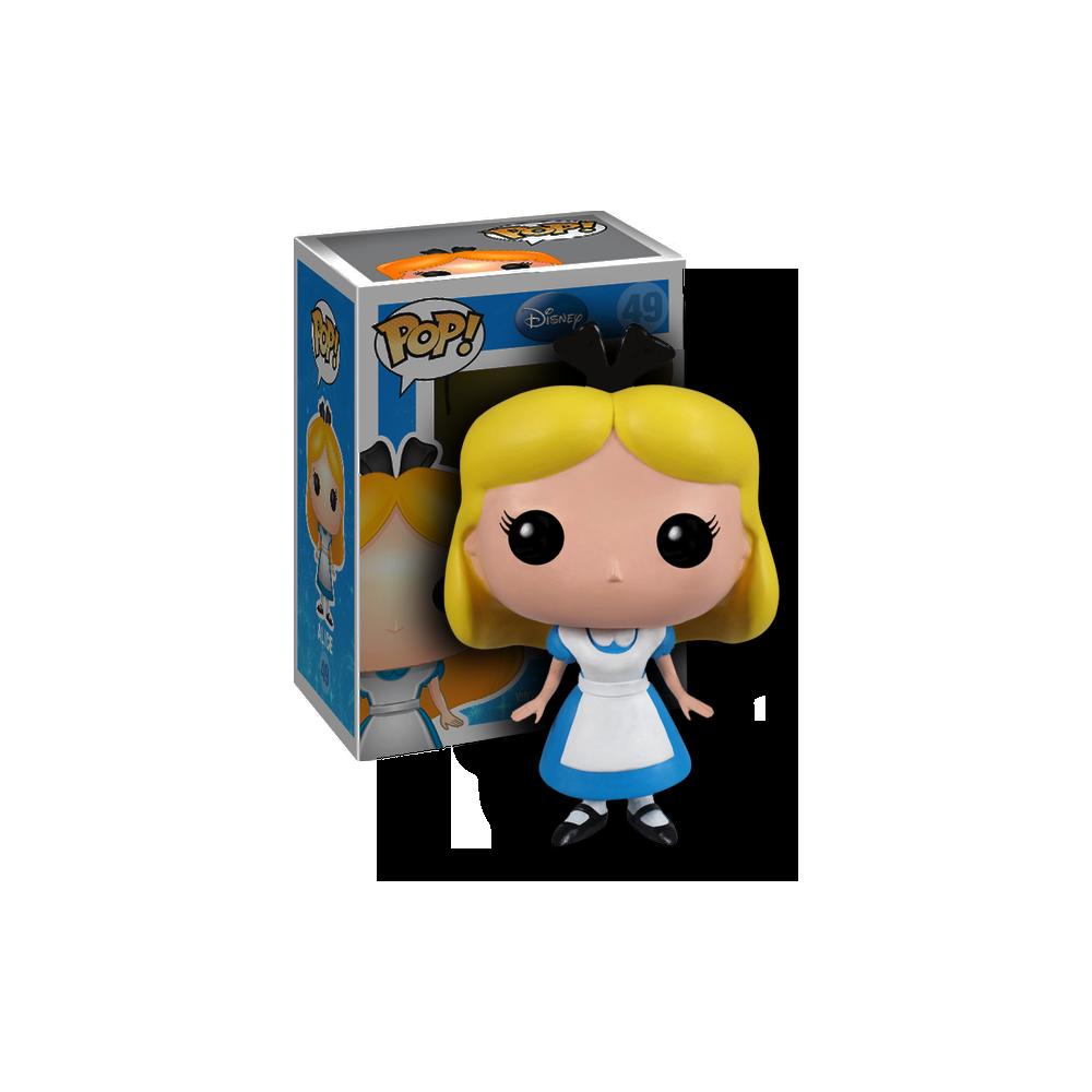 Funko Pop: Alice in Wonderland - Alice