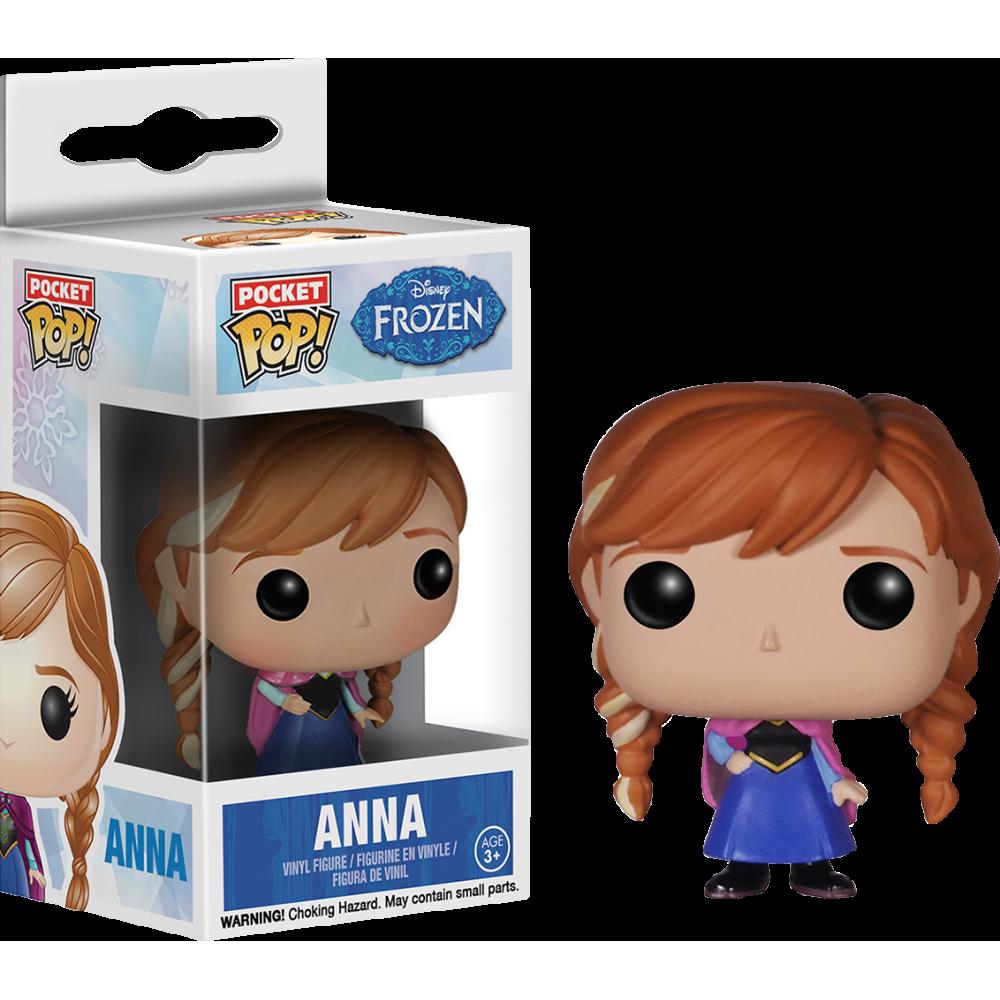 Funko Pop: Frozen - Anna Pocket Pop!