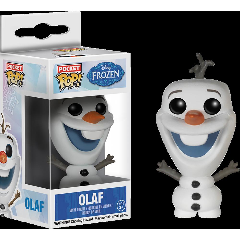 Funko Pop: Frozen - Olaf Pocket Pop!