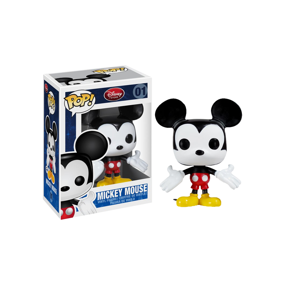 Funko Pop: Disney - Mickey Mouse