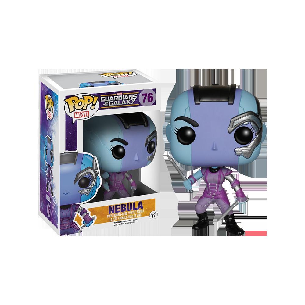 Funko Pop: Guardians of the Galaxy - Nebula