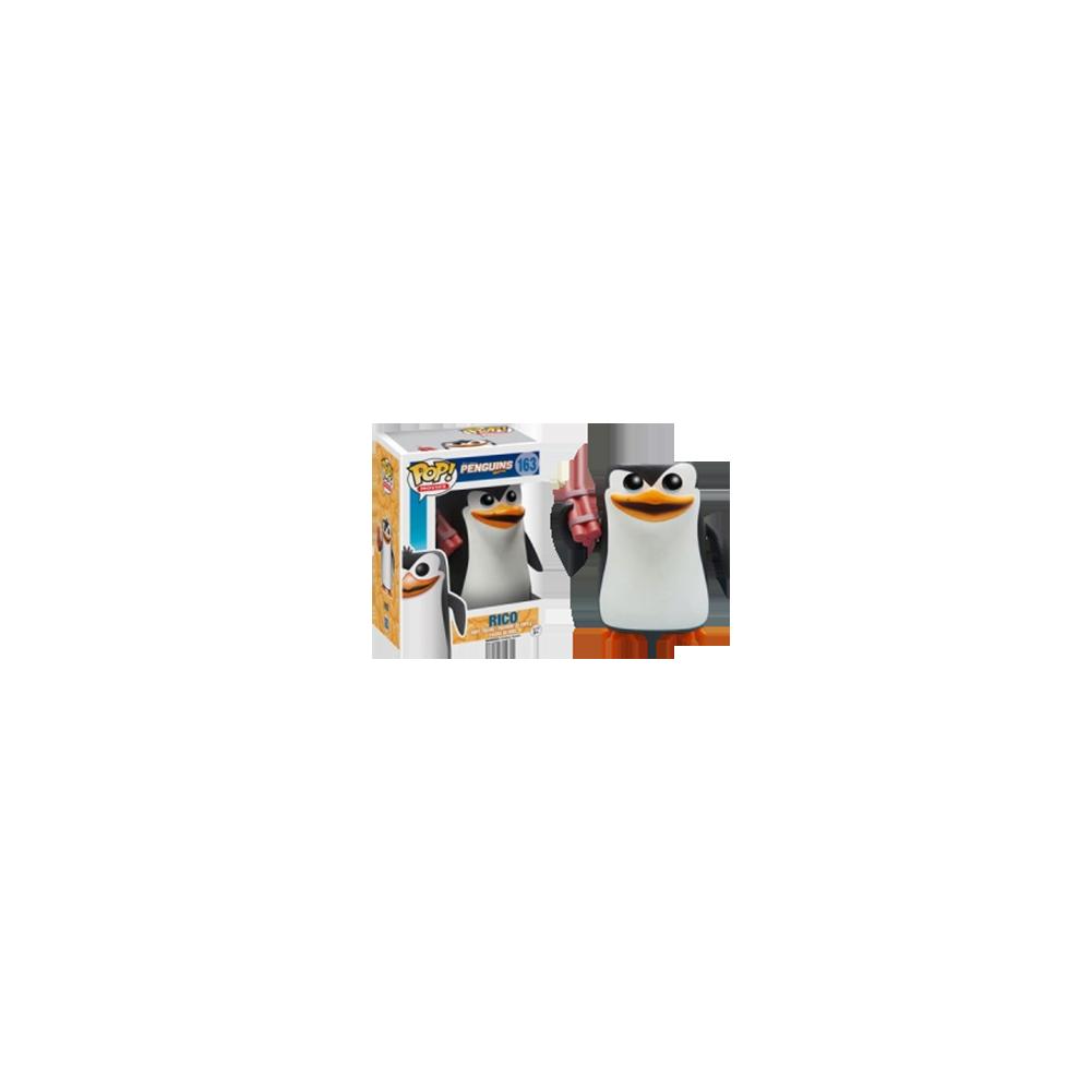 Funko Pop: Penguins of Madagascar - Rico