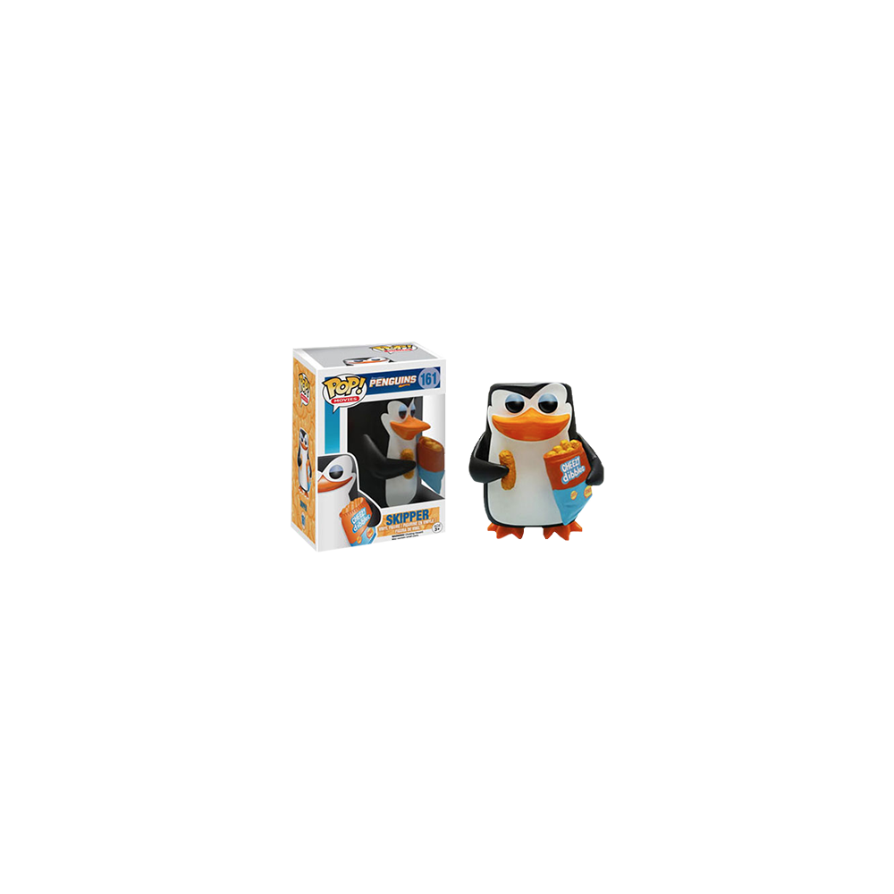 Funko Pop: Penguins of Madagascar - Skipper