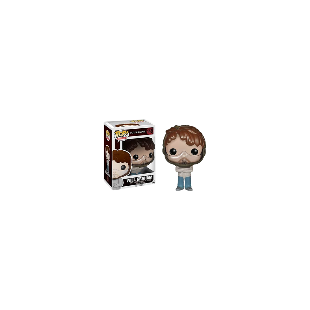 Funko Pop: Hannibal - Will Graham in Straitjacket