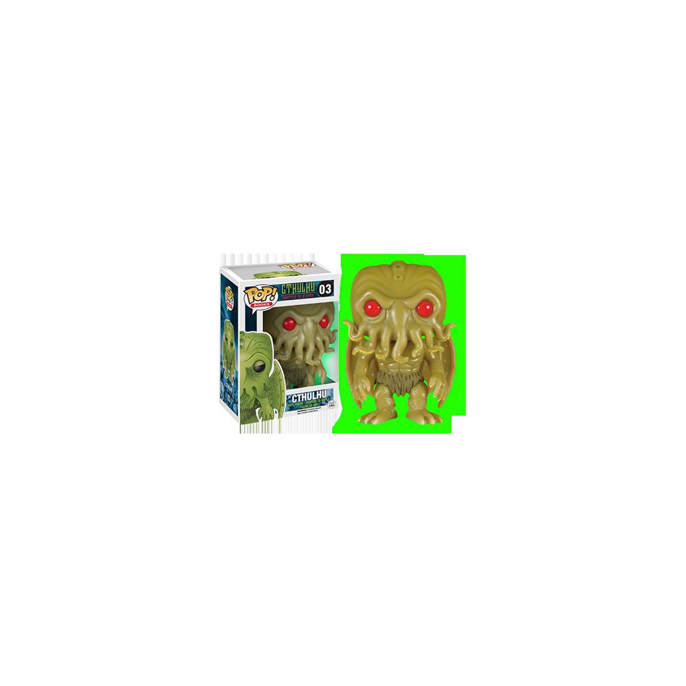 Funko Pop: Cthulhu - Cthulhu (fosforescent)