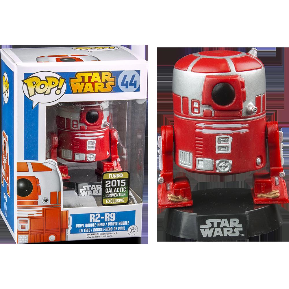 Funko Pop: Star Wars - R2-R9 (ediţie limitată)
