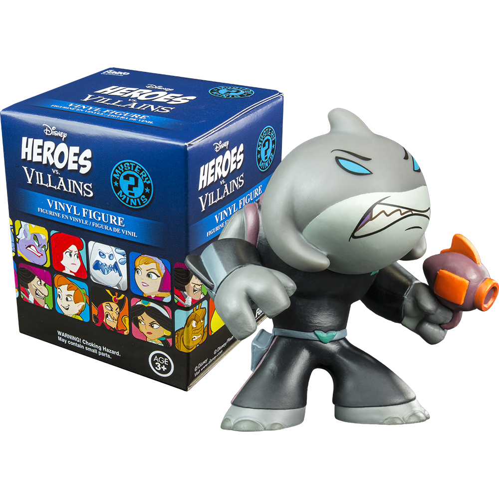 Mystery Mini Blind Box: Disney - Heroes vs. Villains