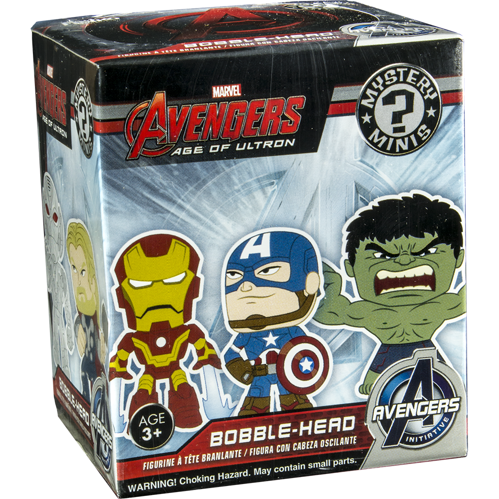 Mystery Mini Blind Box: Age of Ultron