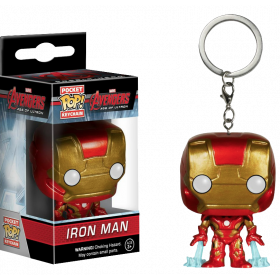 Funko Pop: Breloc - Iron Man