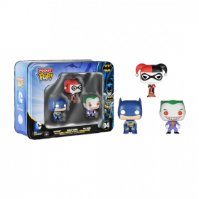 Funko Pop: Batman - Cutie Mini 3-Pack