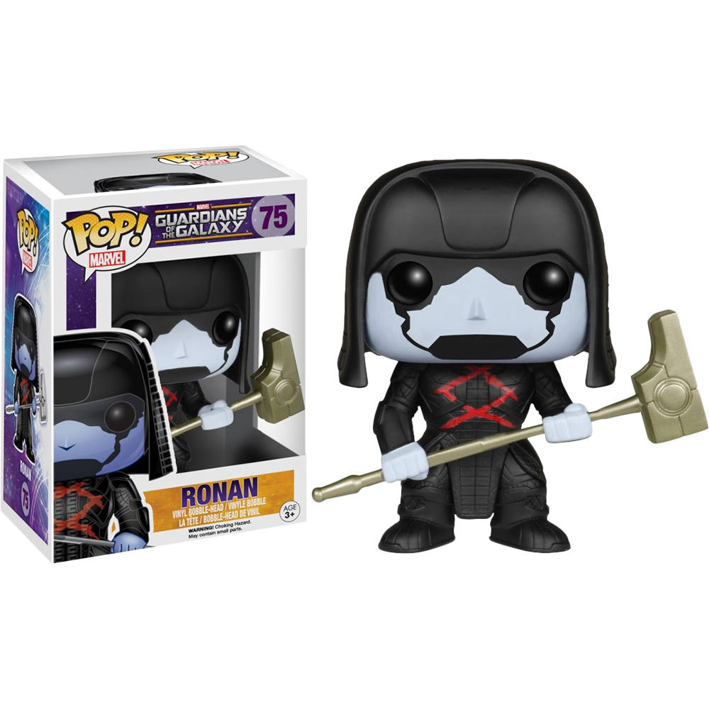Funko Pop: Guardians of the Galaxy - Ronan