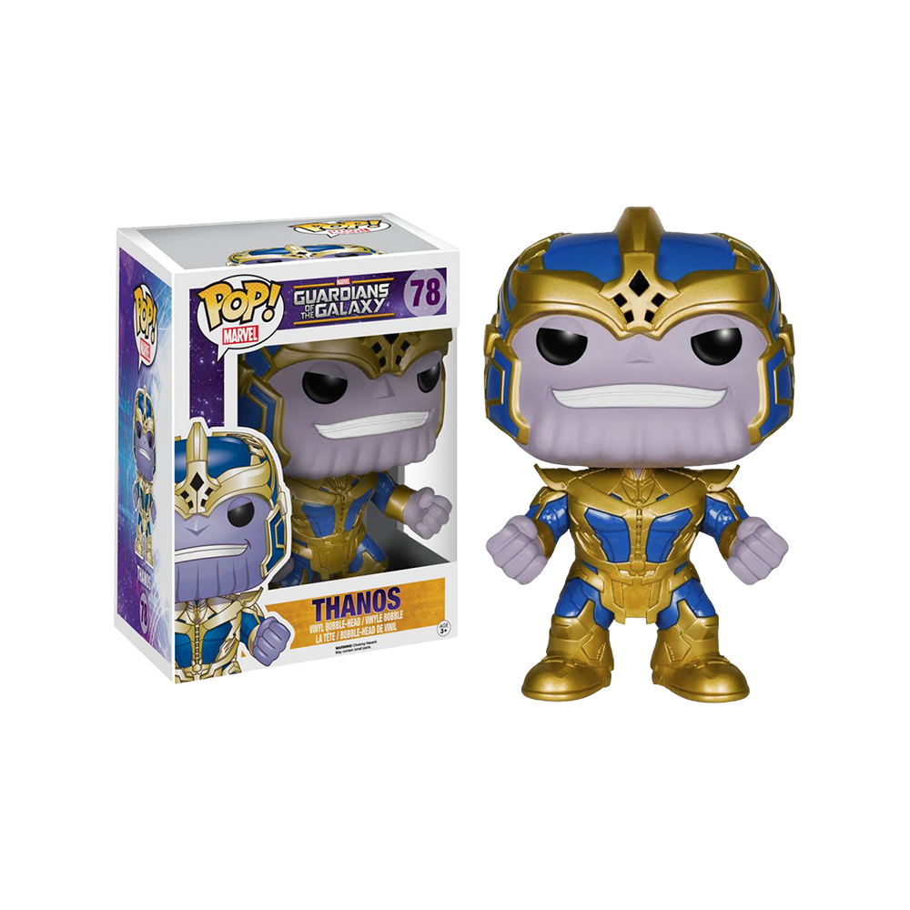 Funko Pop: Guardians of the Galaxy - Thanos (Super Sized)