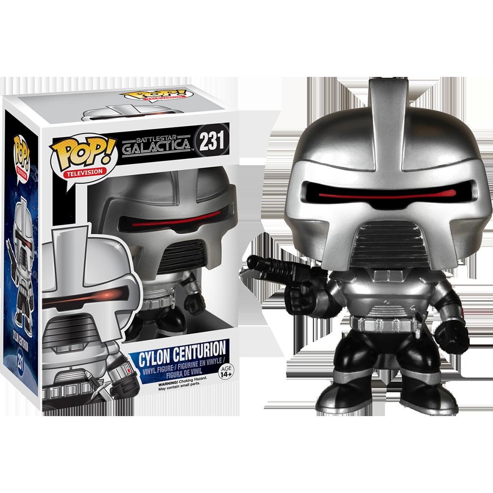 Funko Pop: Battlestar Galactica - Cylon Centurion