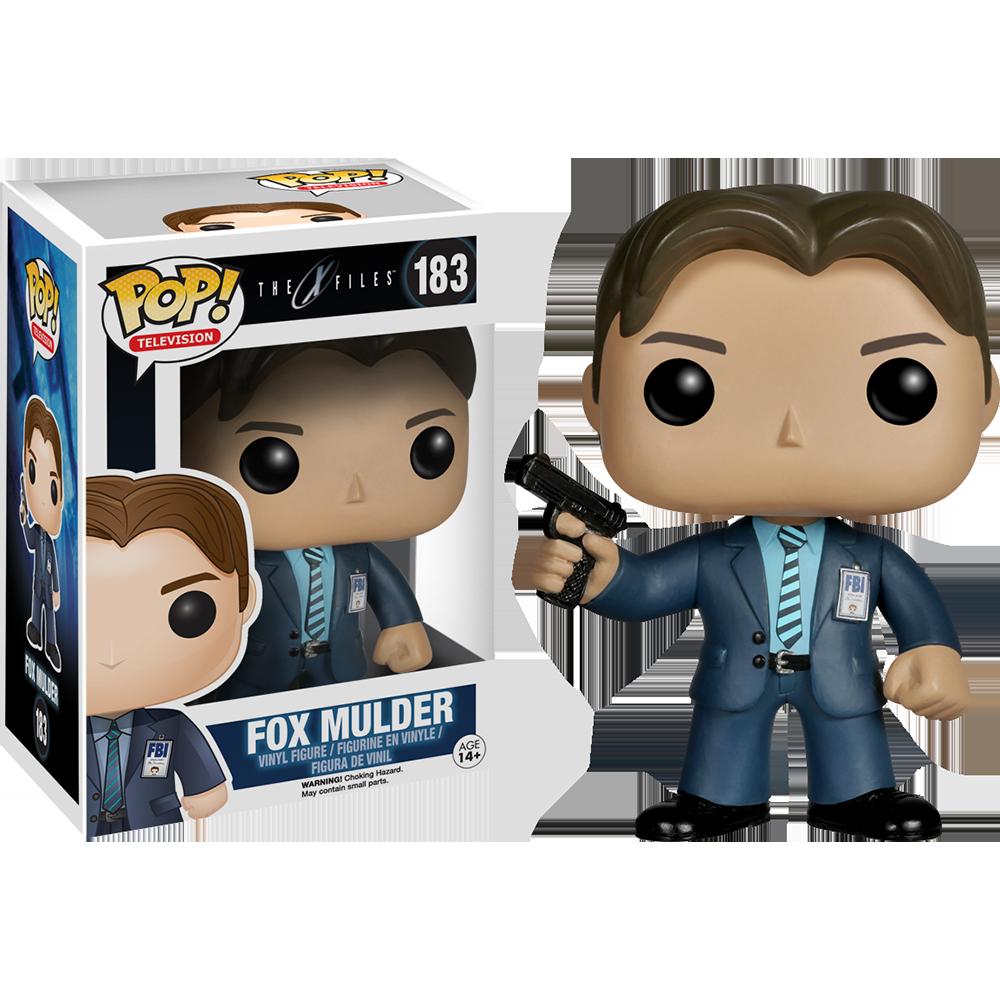 Funko Pop: X-Files - Fox Mulder
