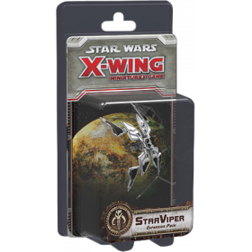 Star Wars: X-Wing Miniatures Game – StarViper Expansion Pack