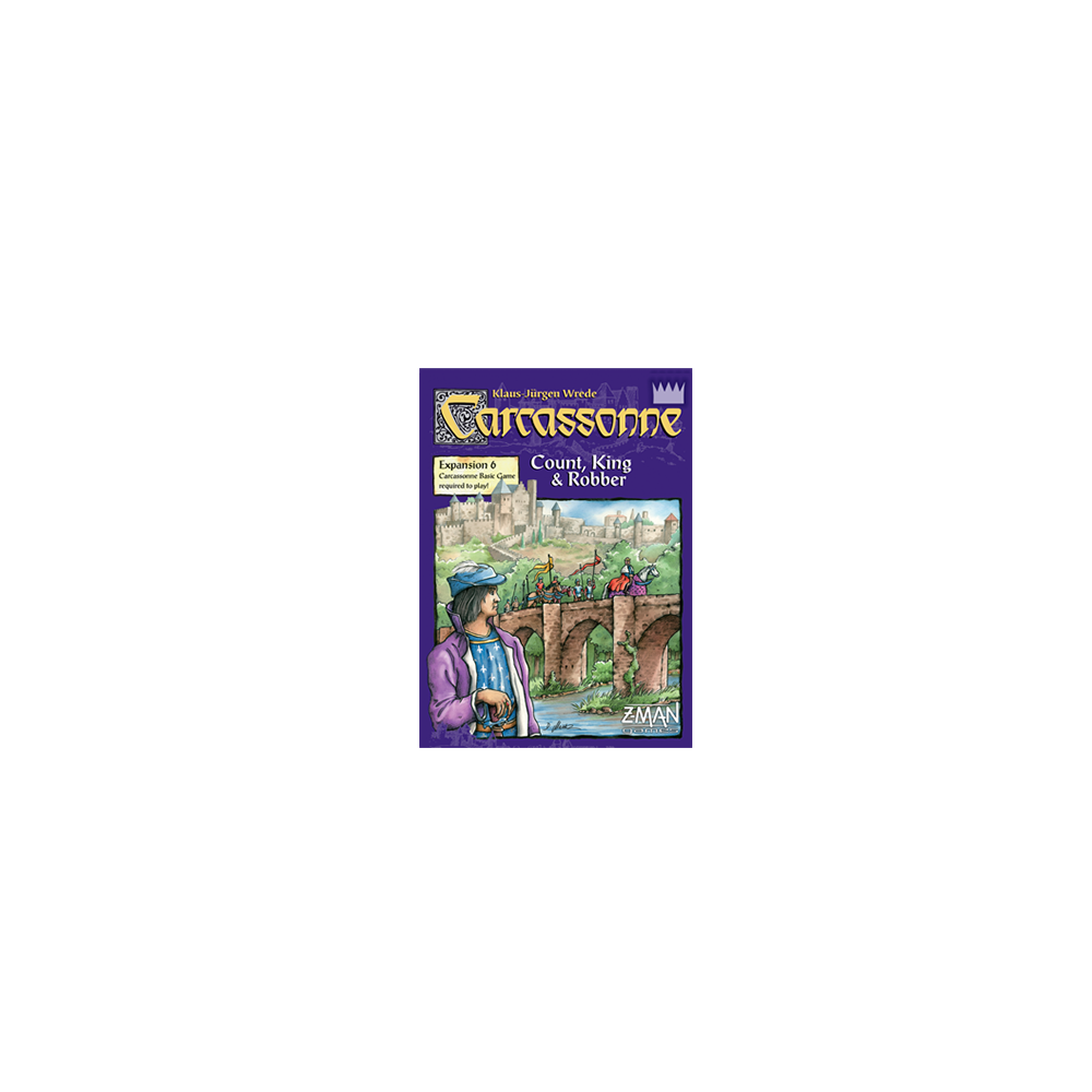 Carcassonne: Count