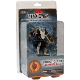 Dungeons & Dragons: Attack Wing – Frost Giant Expansion Pack