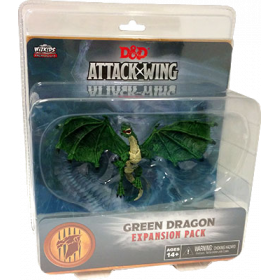 Dungeons & Dragons: Attack Wing – Green Dragon Expansion Pack