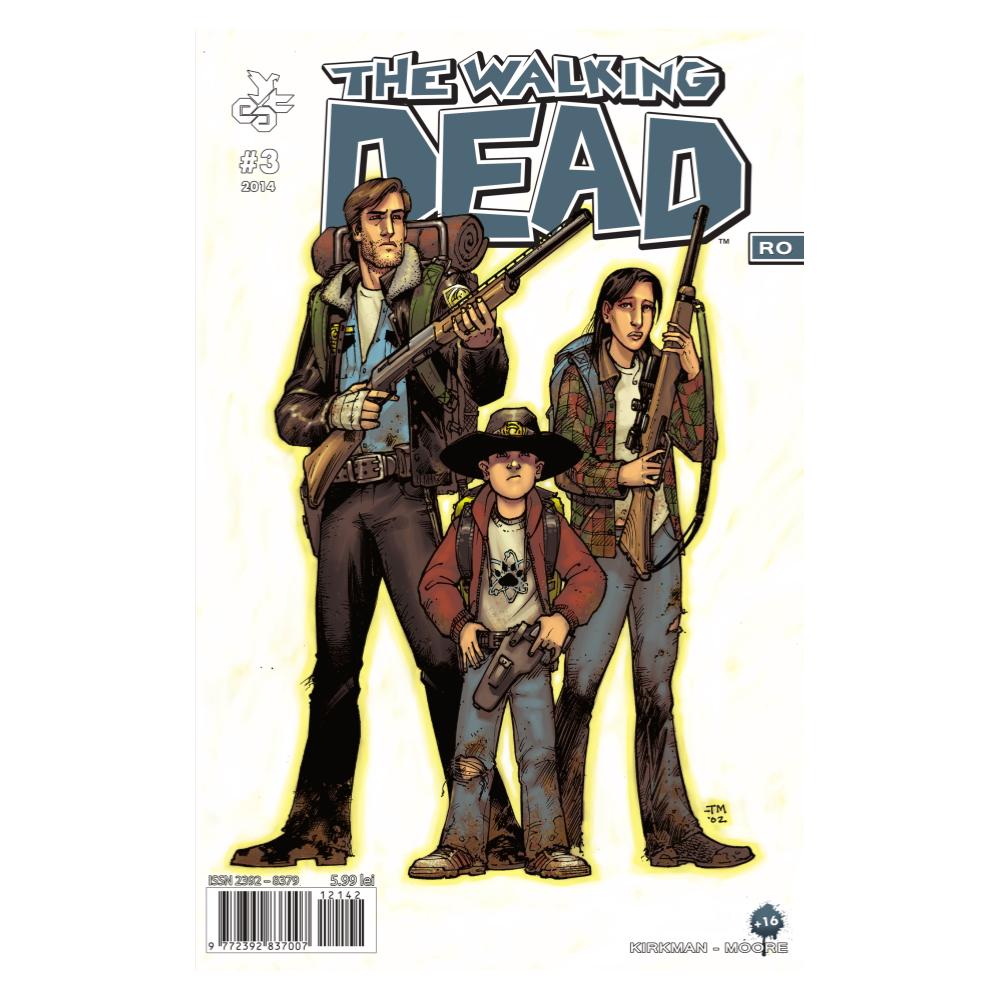 The Walking Dead 03 (RO)