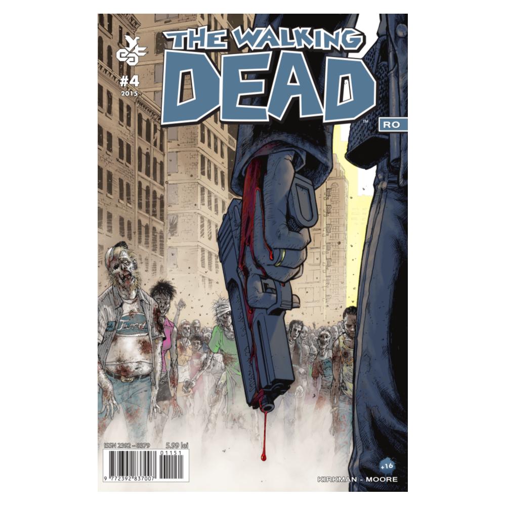 The Walking Dead 04 (RO)