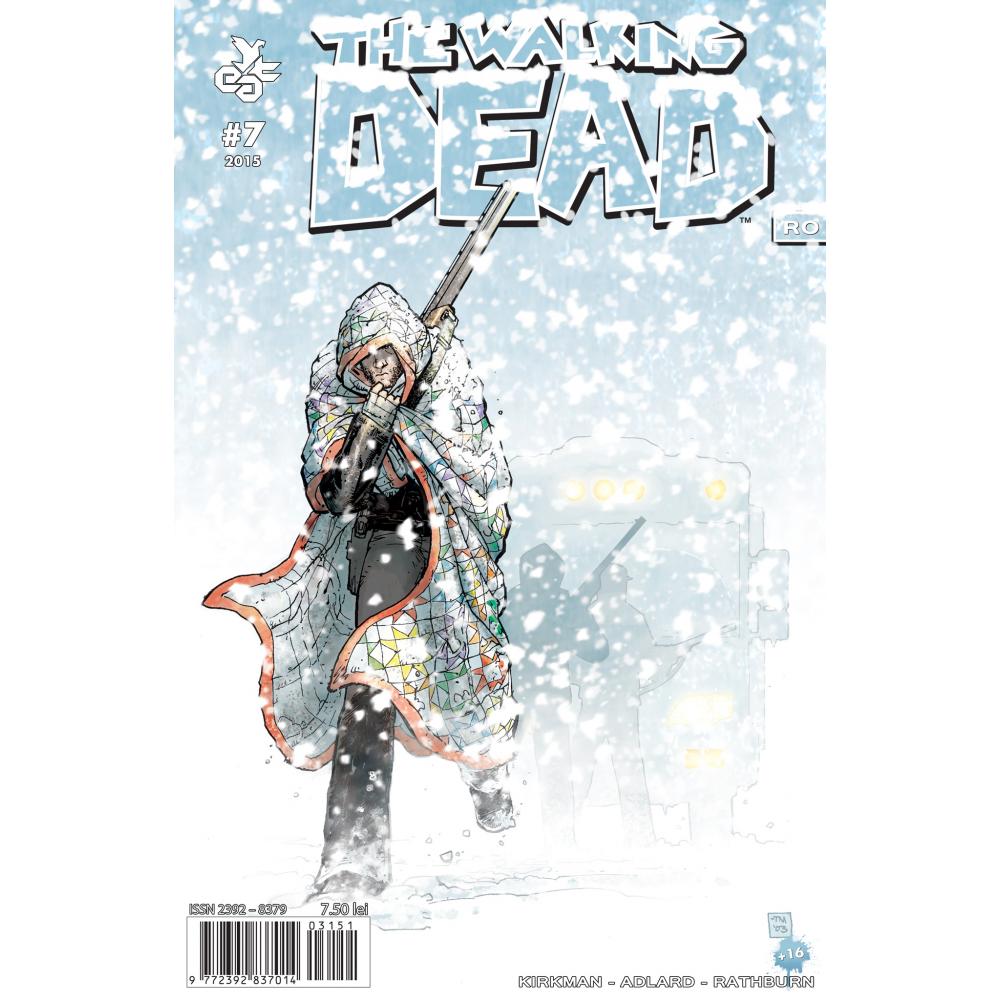 The Walking Dead 07 (RO)