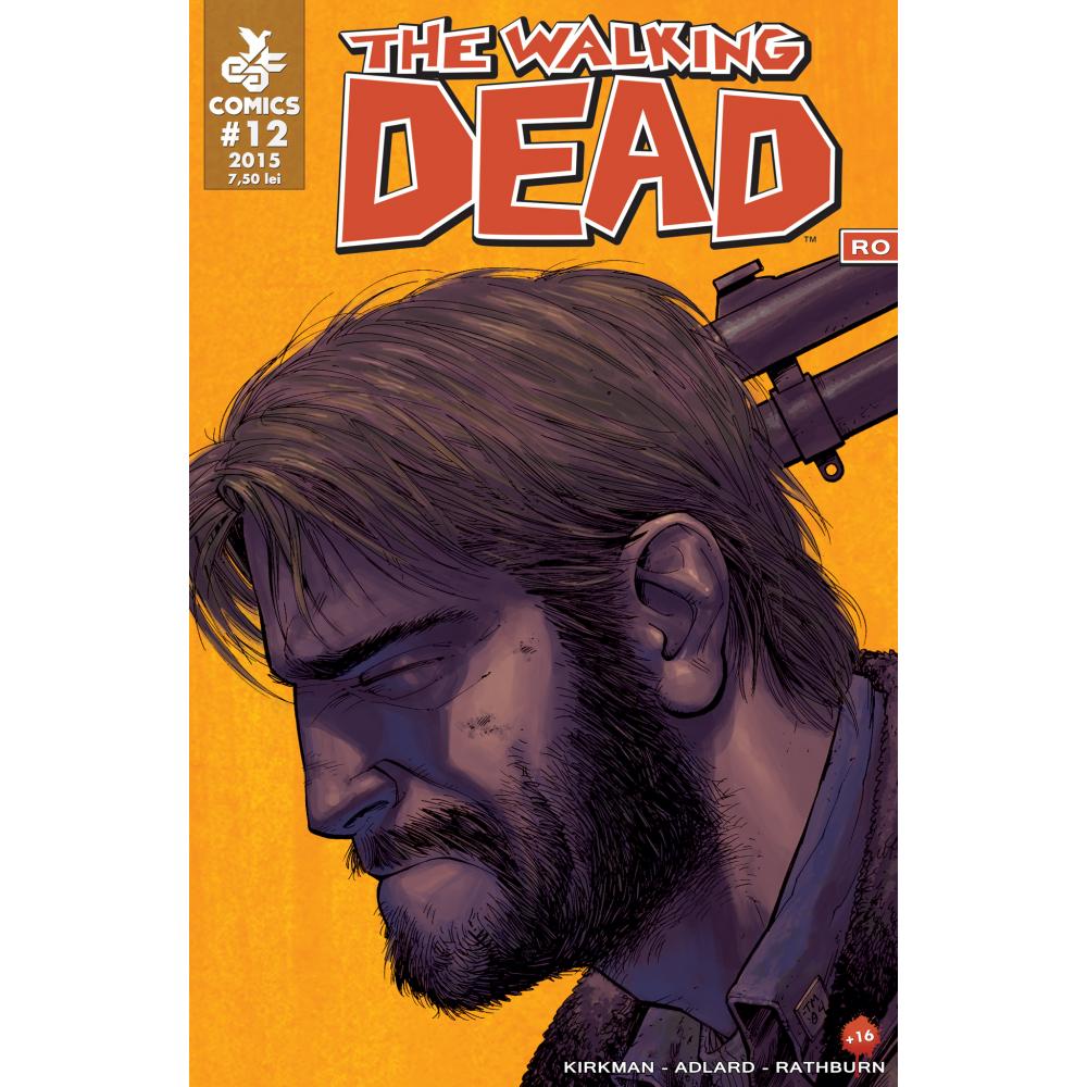The Walking Dead 12 (RO)