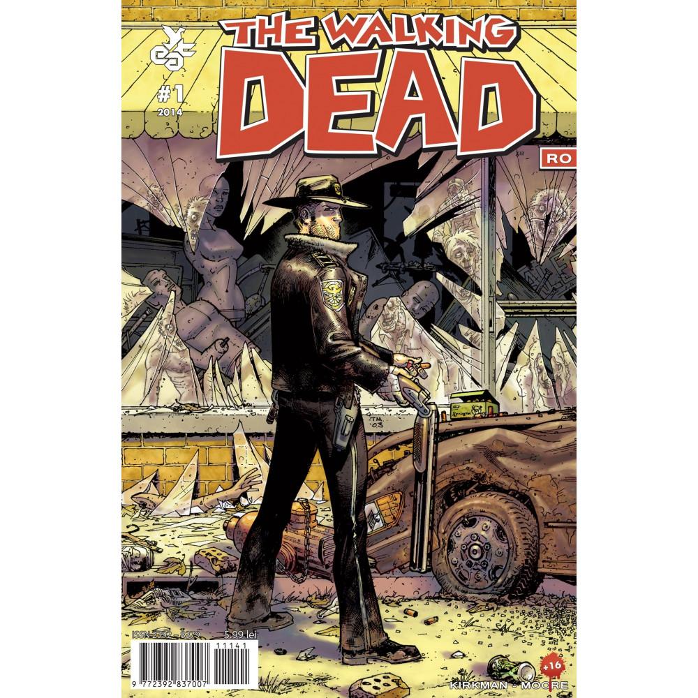 The Walking Dead Album 01