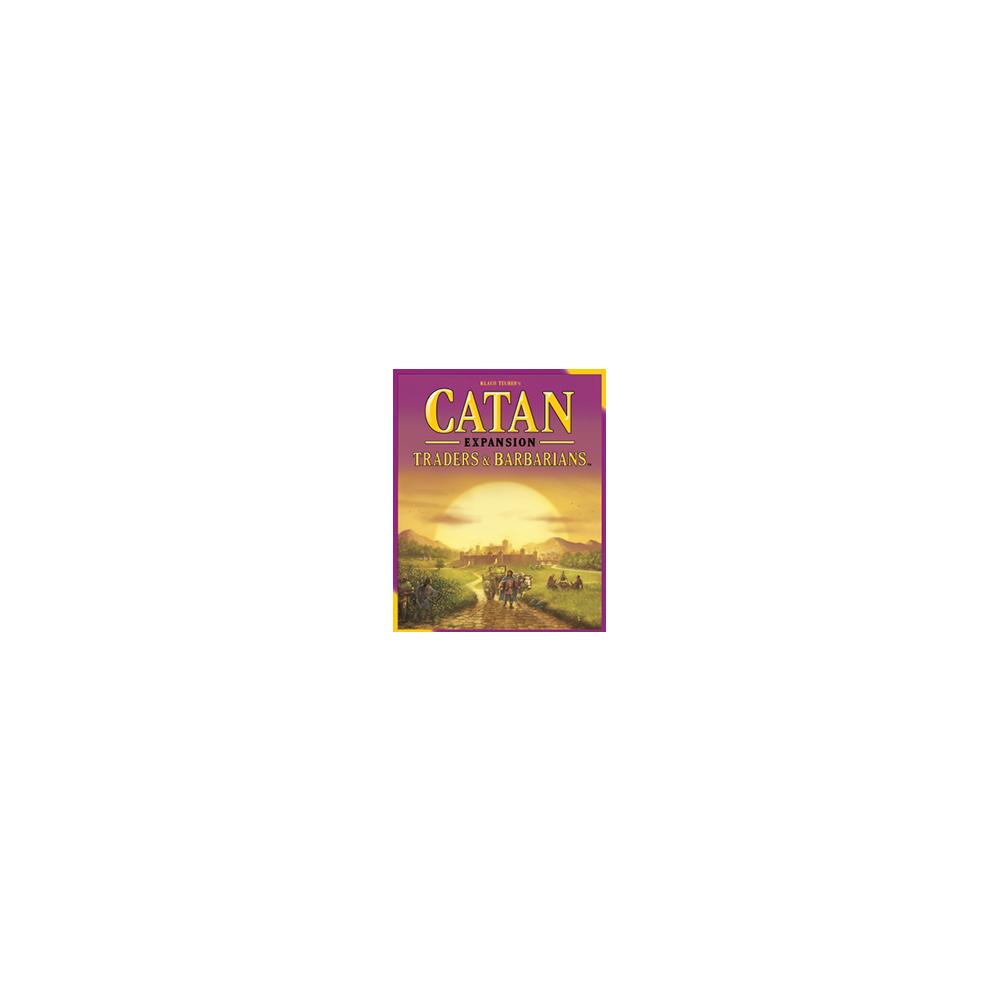 Catan: Negustori & Barbari