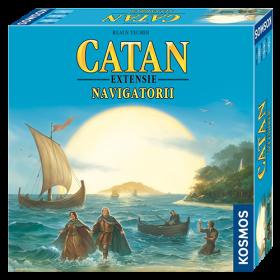 Catan: Navigatorii