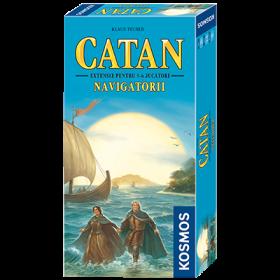 Catan: Navigatorii – Extensia 5-6 jucători