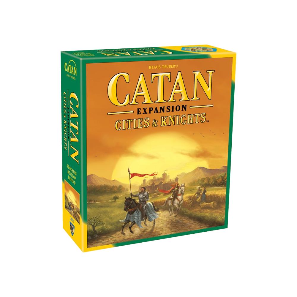 Catan: Oraşe & Cavaleri