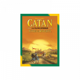 Catan: Cities & Knights – Extensia 5-6 jucători