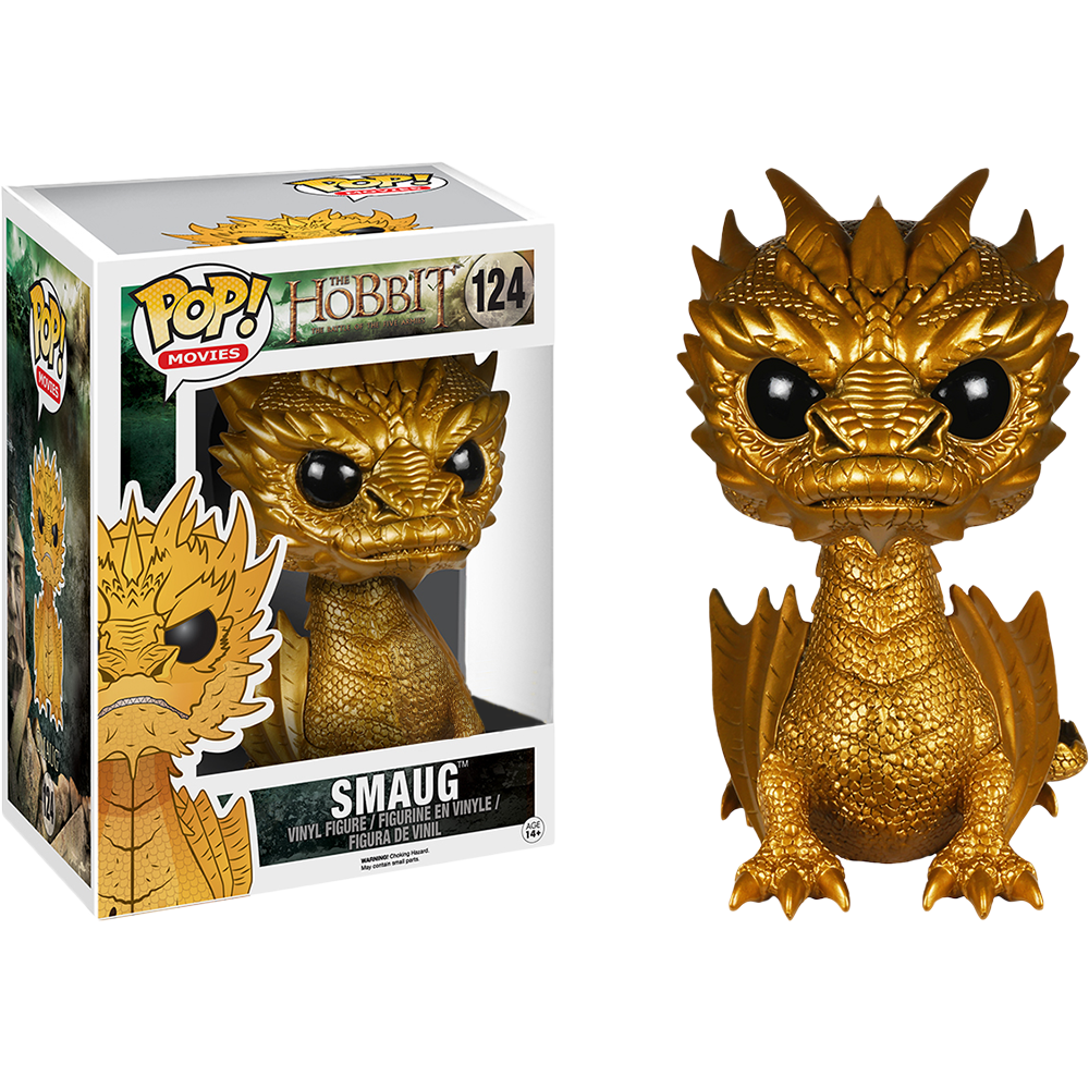 Funko Pop: The Hobbit - Smaug (Oversized)