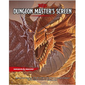 Dungeons & Dragons Dungeon Master's Screen