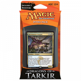Magic: the Gathering - Dragons of Tarkir Intro Pack: Cruel Plots