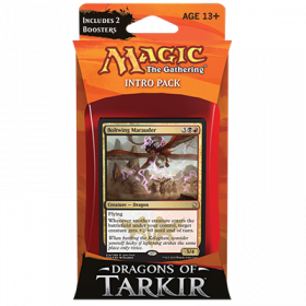 Magic: the Gathering - Dragons of Tarkir Intro Pack: Relentless Rush