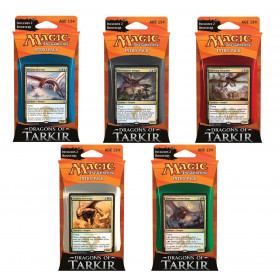 Magic: the Gathering - Dragons of Tarkir Intro Pack: Furious Forces