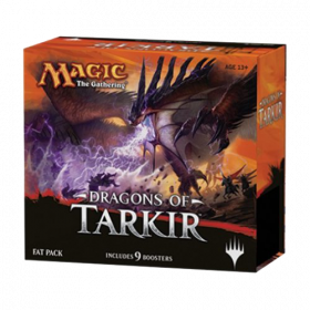 Magic: the Gathering - Dragons of Tarkir: Fat Pack