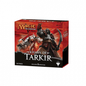 Magic: the Gathering - Khans of Tarkir: Fat Pack